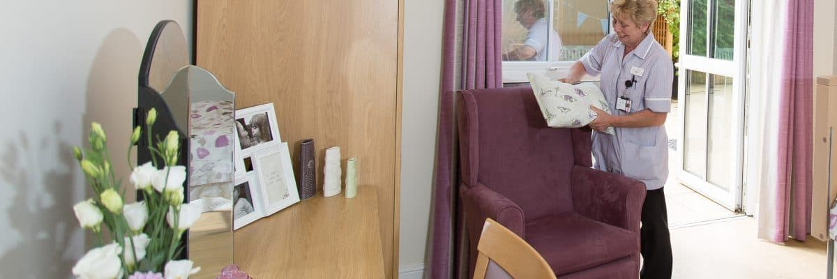 The Angela Grace in Northampton is an independent family-run care centre
