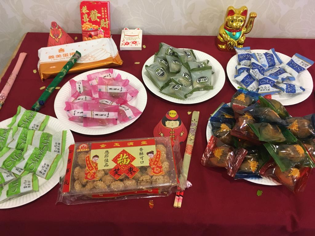 Care Home Celebrates Chinese New Year with Virtual Cruise