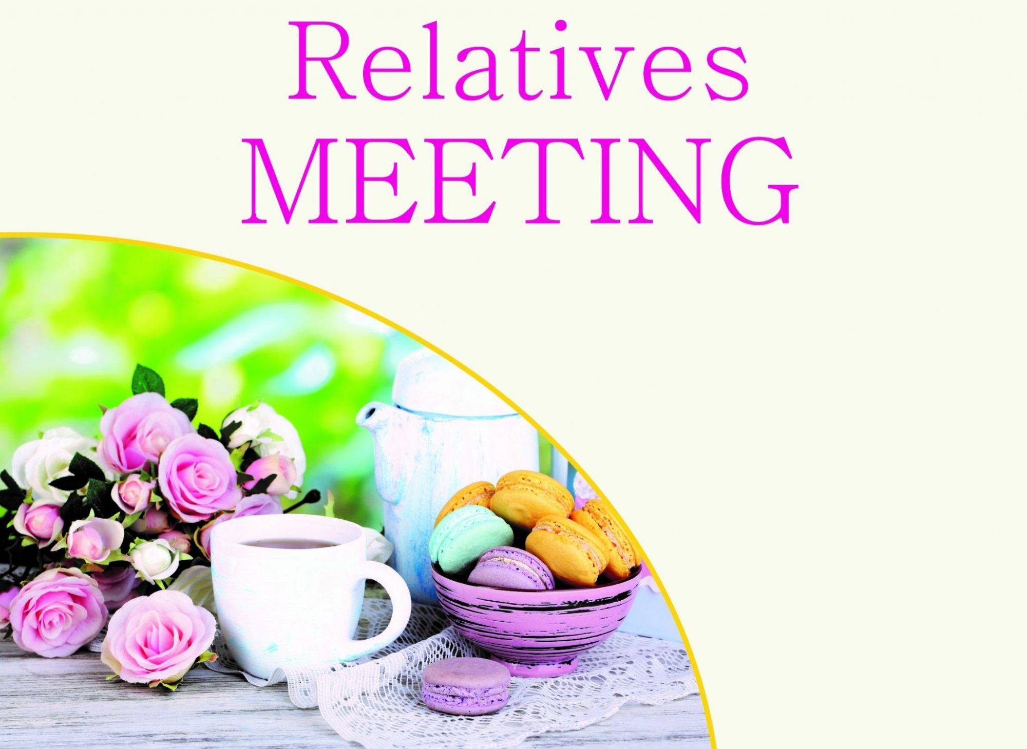 Relatives meeting