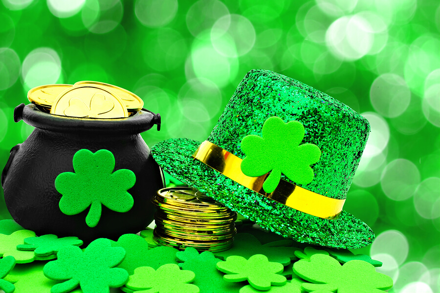 St Patrick's Day celebrations – 17th March