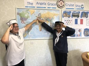 the angela grace virtual cruise