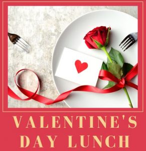 Valentines Day lunch