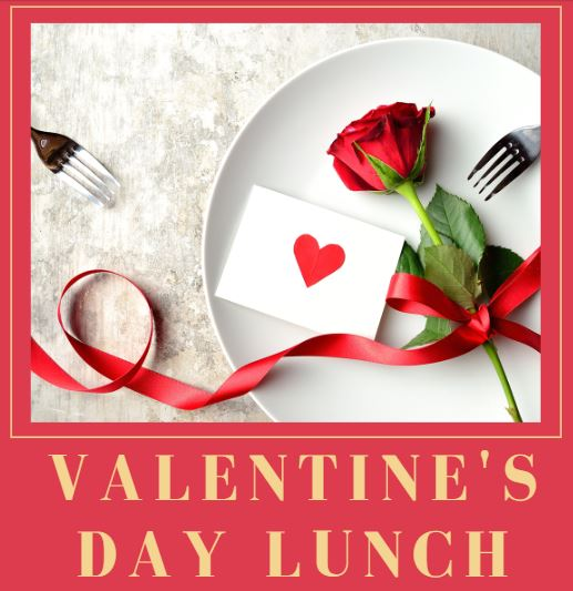 Valentine's Day Pop up Restaurant